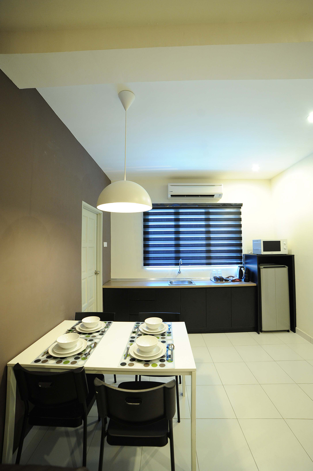 3 Bedroom Apartments Tampa: The Osborne Ipoh Serviced Apartments