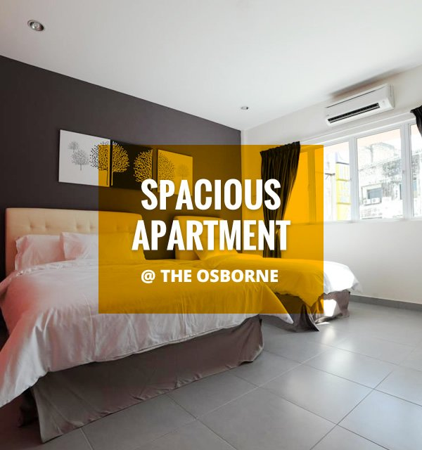 Ipoh Serviced Apartments Short Term And Long Term Stay The Osborne